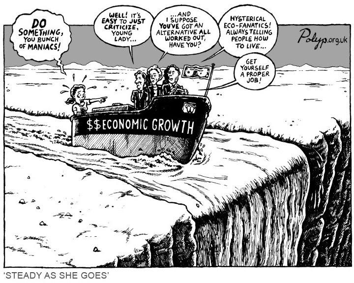 Peak Oil Cartoon New zealand joins peak oil