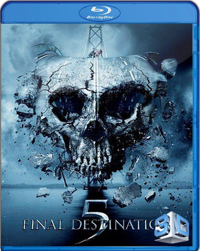 Final Destination 5 [2011] [BD50] [Español] [3D]