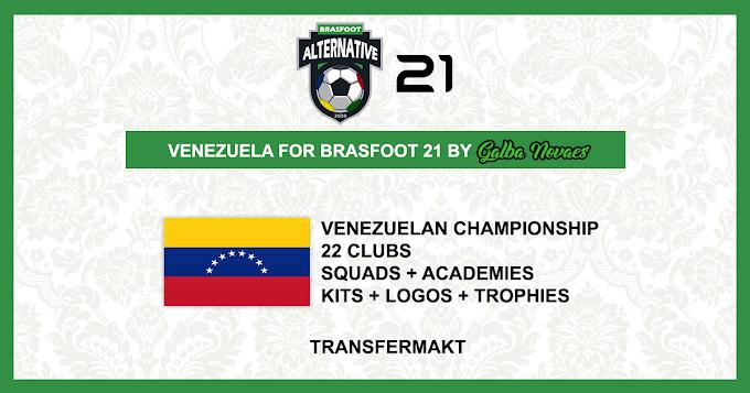 Venezuela - Brasfoot 2021 (Updated)
