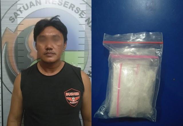 Hendak Transaksi Narkoba, Ramang Diringkus Polisi