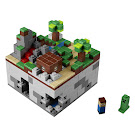 Minecraft The First Night Micro World Set