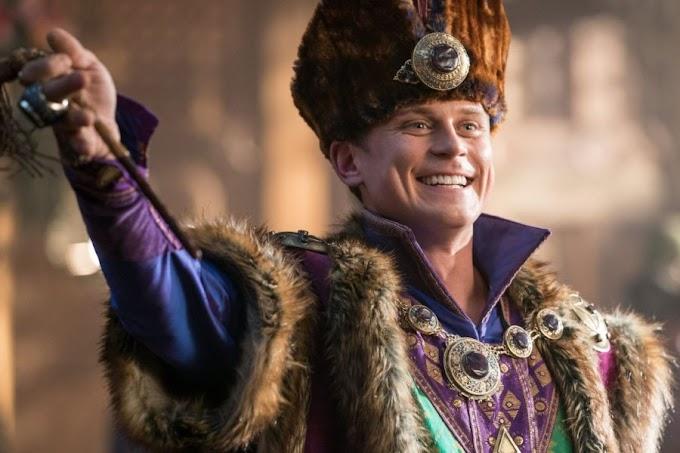 Se lía parda...Disney hará spin off del Principe Anders de Aladdin y se acusa a la fábrica de sueño de racismo