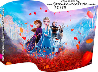 Frozen 2: Free Party Printables.