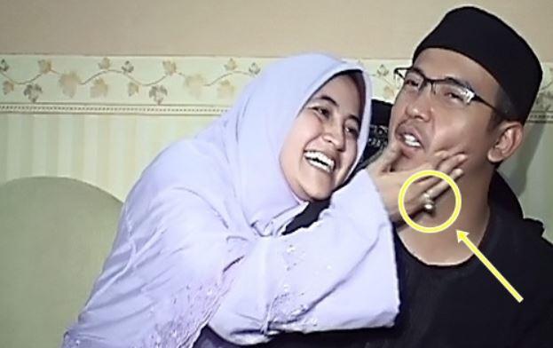 rezeki suami ada pada istri