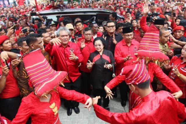 Jagoan PDIP Kalah Quick Count di 5 Provinsi Ini