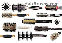 What round brush is best for thick hair