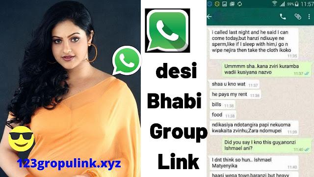 Join 500+ desi bhabhi whatsapp group link