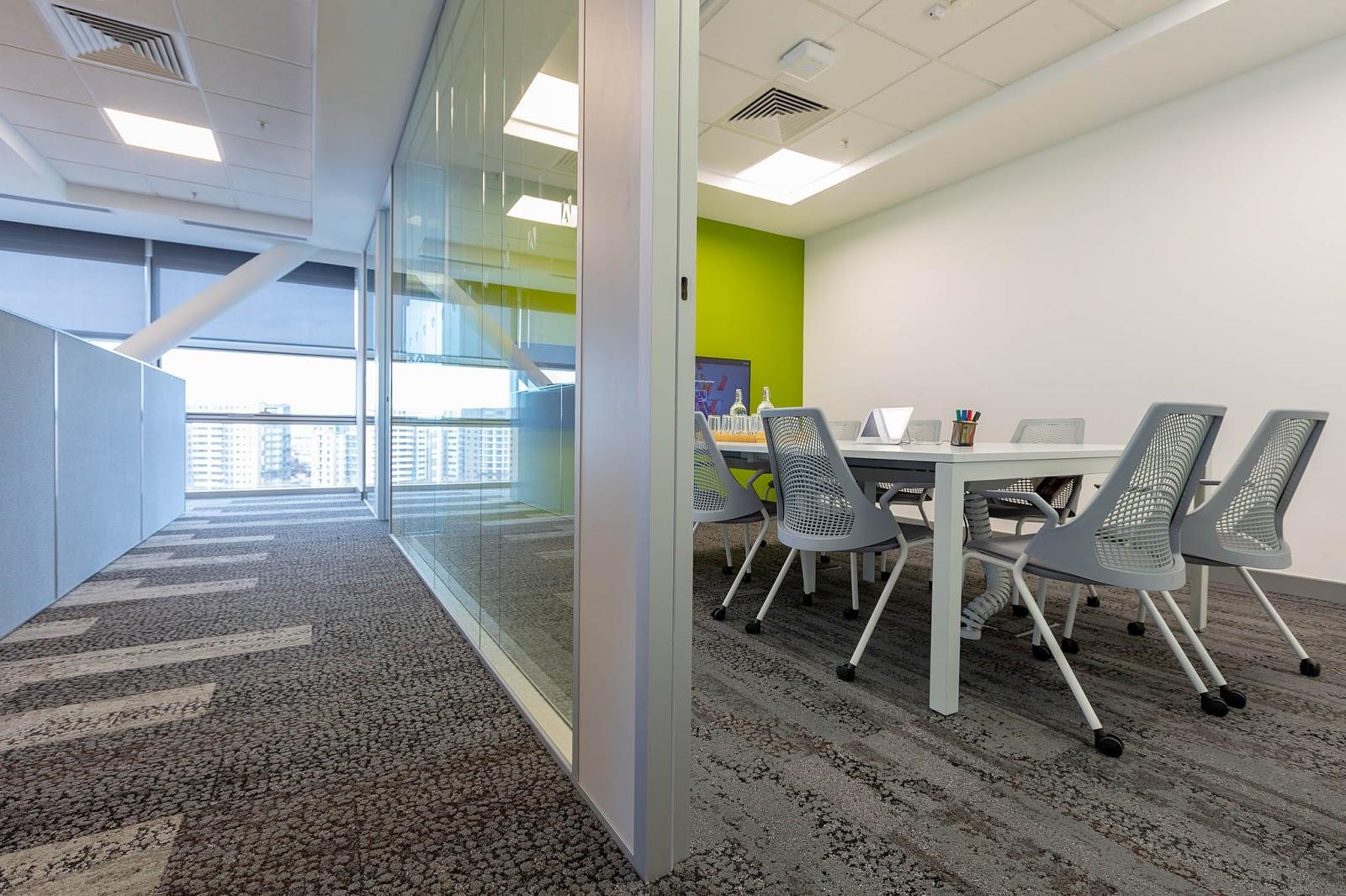 Fotografii interioare birouri