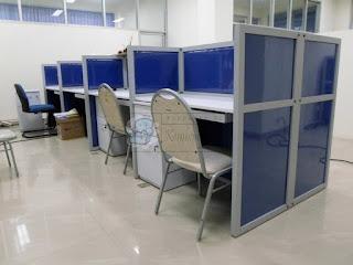 Cubicle Workstation Berkualitas