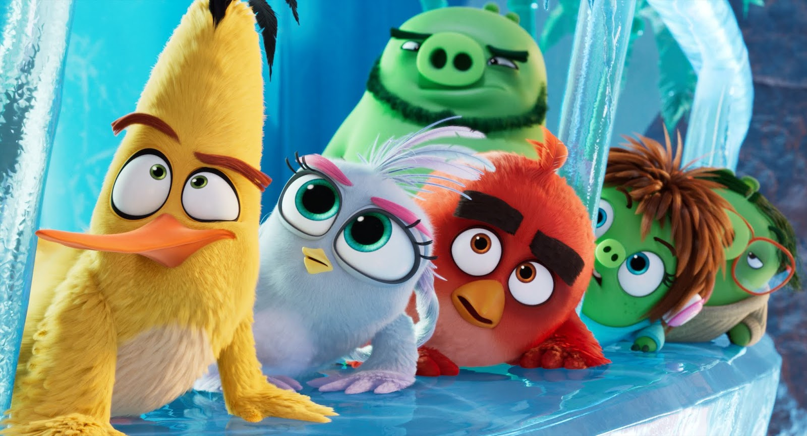 the angry birds movie 2 spoilerfree review and a