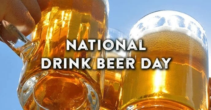 National Drink Beer Day Wishes for Instagram