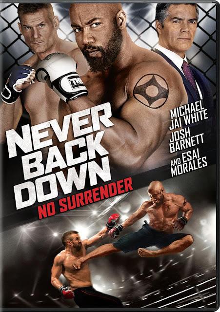 Never Back Down: No Surrender (2016) ταινιες online seires xrysoi greek subs