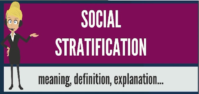 What is Social stratification , meaning and characteristics in hindi