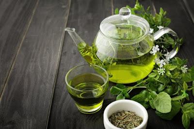 الشاي الأخضر أنواعه وفوائده