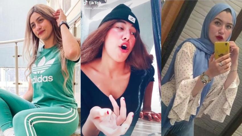 الإفراج عن منار سامي بكفالة وتعليق حكم سجنها بثلاث سنوات (فيديو)