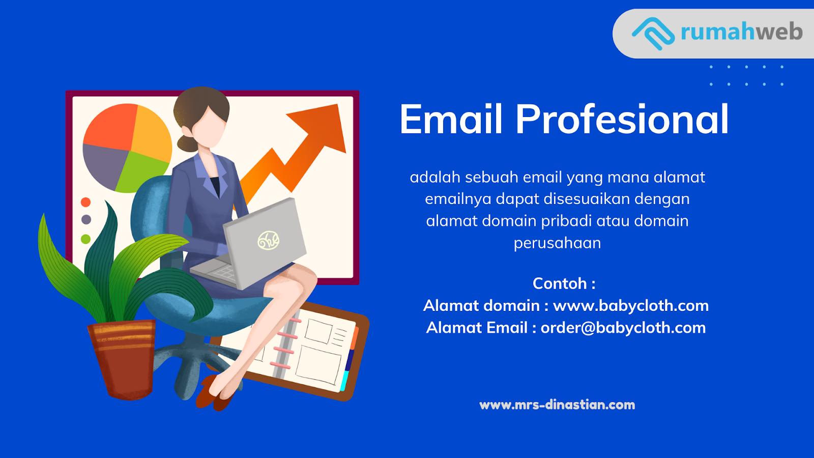 Pentingnya Email Profesional Untuk Bisnis