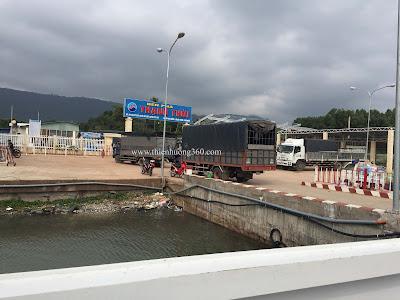 Bến Phà Thạnh Thới ở Phú Quốc