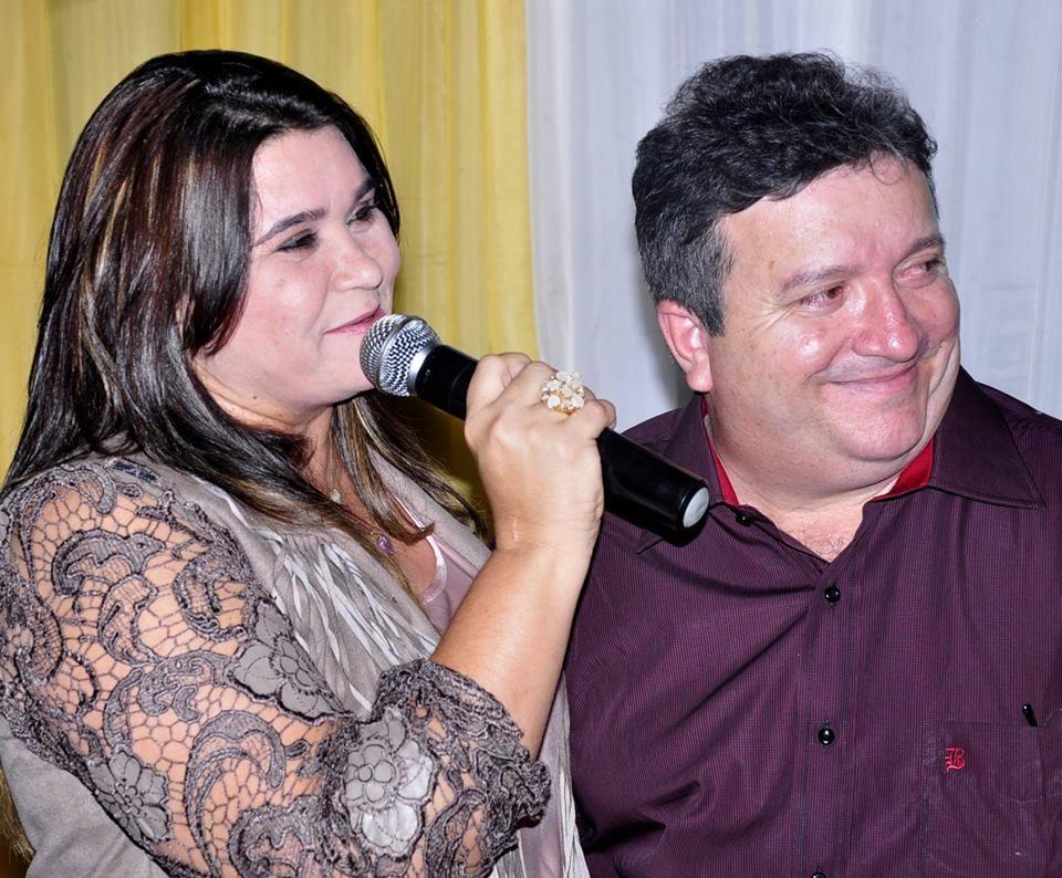 Prefeito de Riacho dos Cavalos Joaquim Hugo, e primeira-dama Laura testam positivo para Covid-19