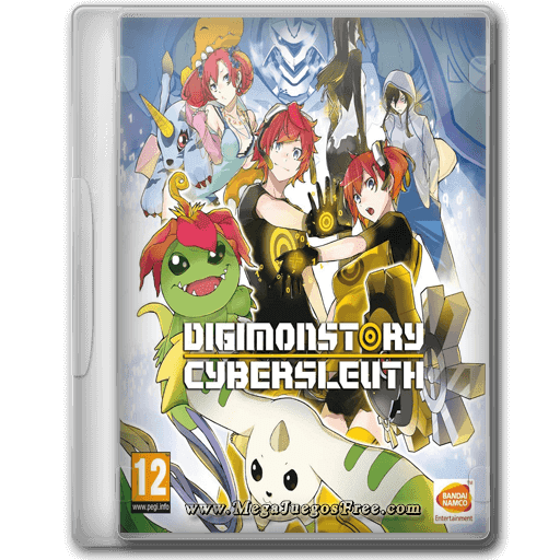 Descargar Digimon Story Cyber Sleuth Complete Edition PC Full