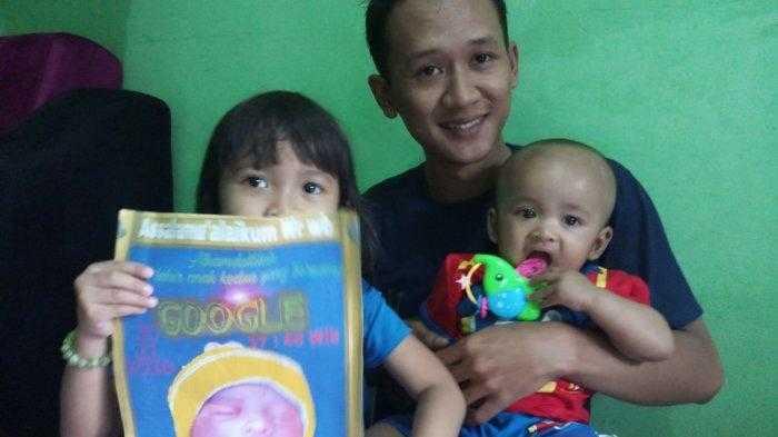 Ayah Bayi Bernama Google (tribunnews.com)