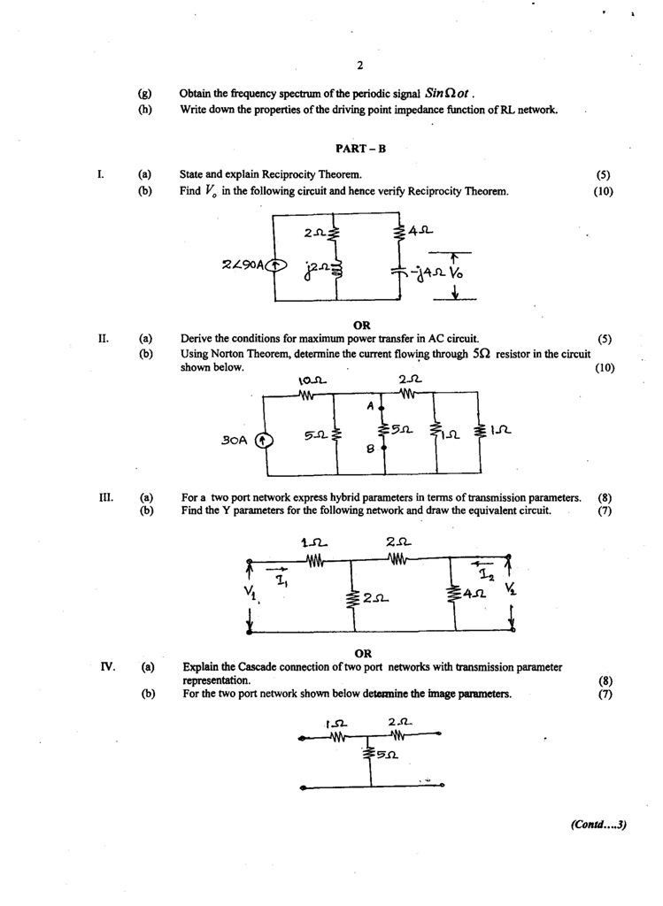 Circuit Theory/All Chapters