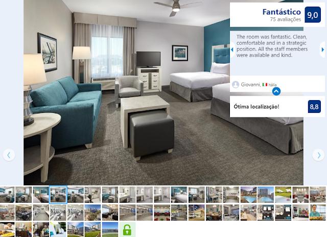 Hotel Homewood Suites by Hilton Long Beach Airport para ficar em Long Beach