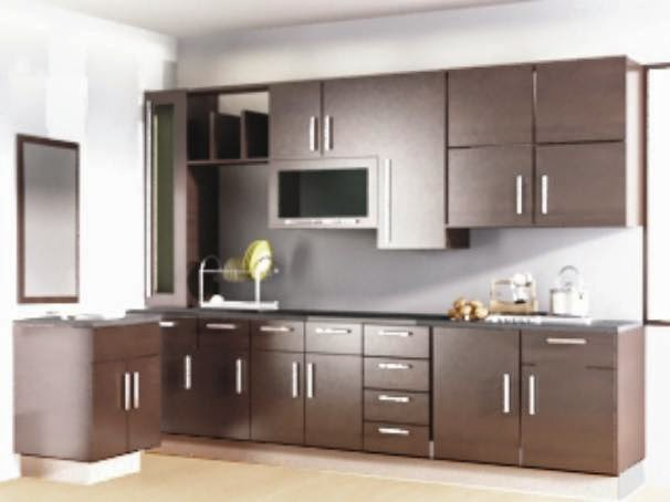 Examples of Simple Minimalist Kitchen Design New 2015 ...