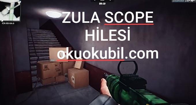 ZULA Scope (Dürbün) Hilesi İndir Ban Riski % Sıfır Haziran 2019