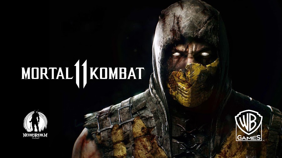 mortal kombat 11 scorpion netherrealm studio mk11