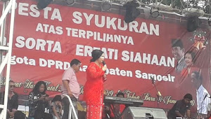 PDIP Samosir Akan PAW Anggota DPRD Yang Tidak Dukung Keputusan Partai