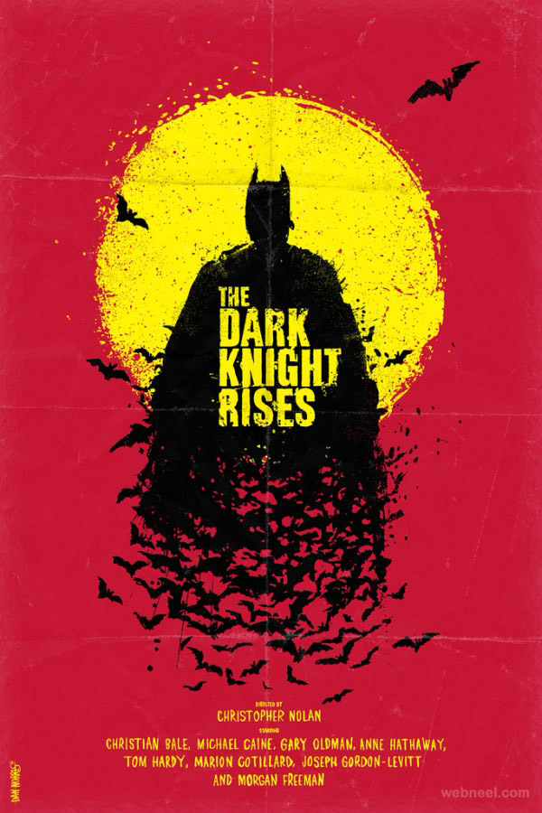 the-dark-knight-rises-creative-movie-poster-design