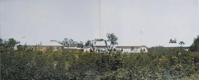 gedung bangunan militer di sidikalang
