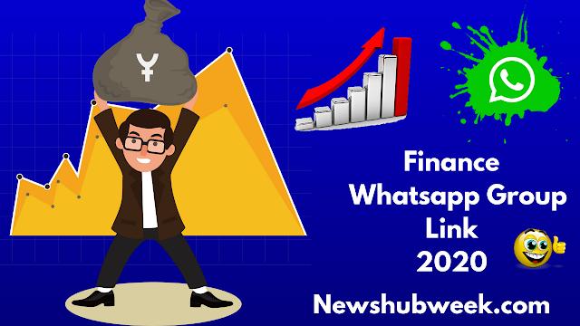 Join 70+ Finance Whatsapp group links