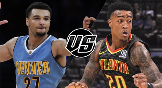 Live Streaming List: Denver Nuggets vs Atlanta Hawks 2018-2019 NBA Season