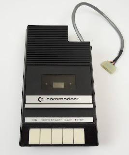 "OEM ""White Keys"" Tape Drive"