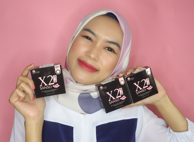 X2 Sanso Color Black Series