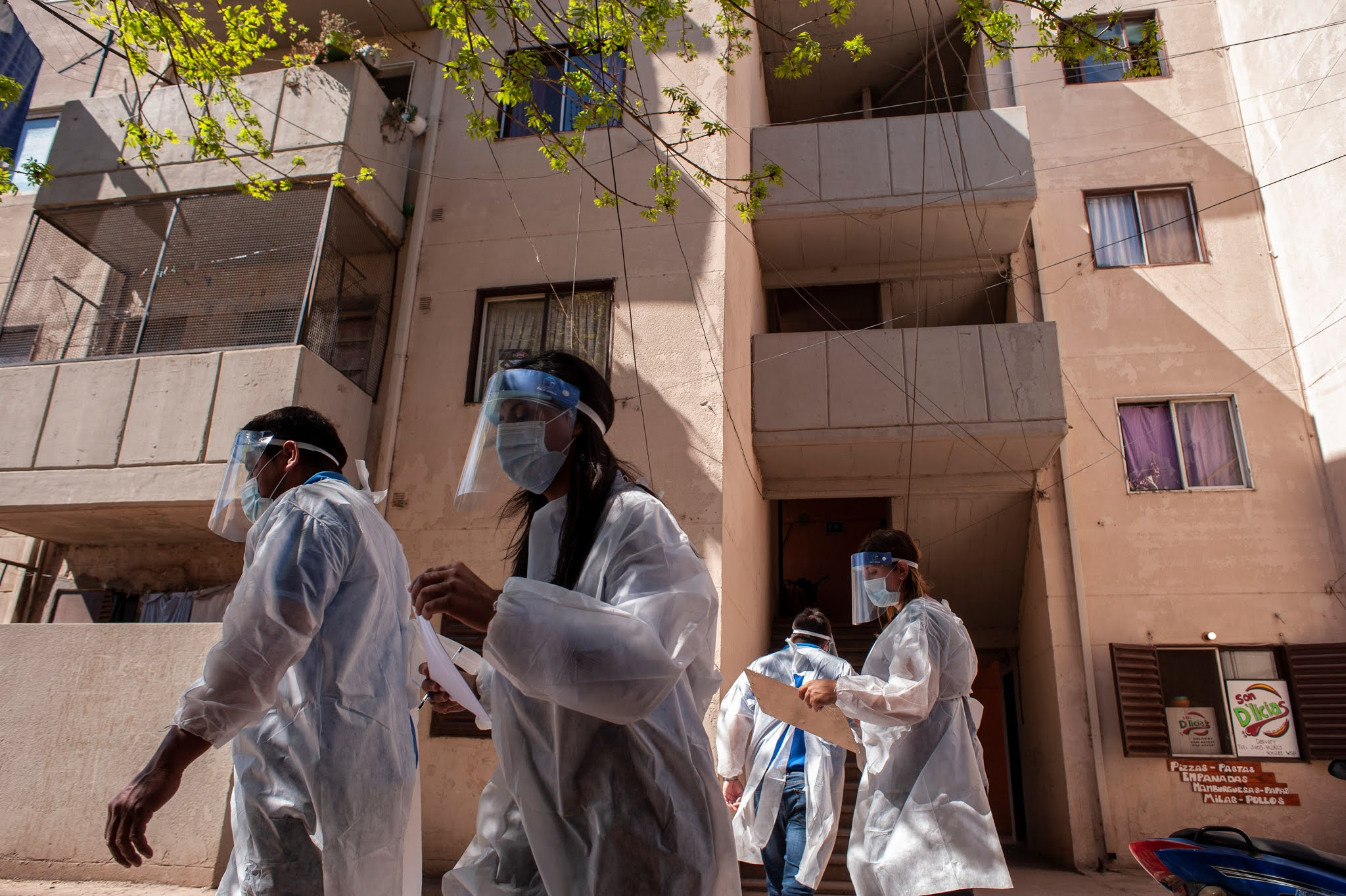 Coronavirus en Argentina reporte diario ministerio de salud