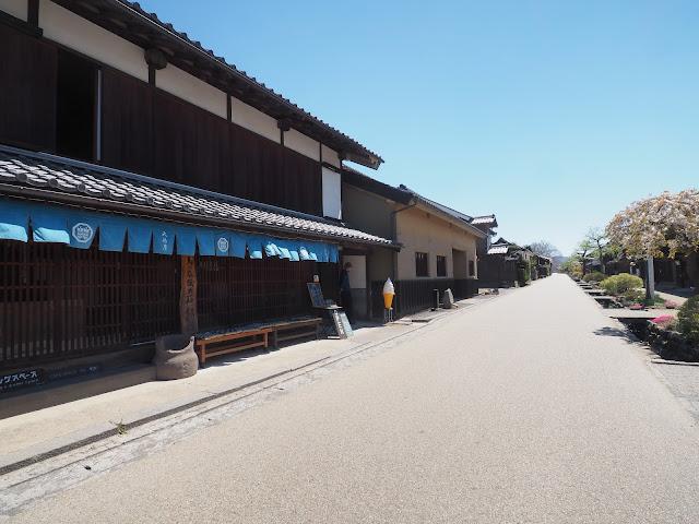 海野宿 北国街道