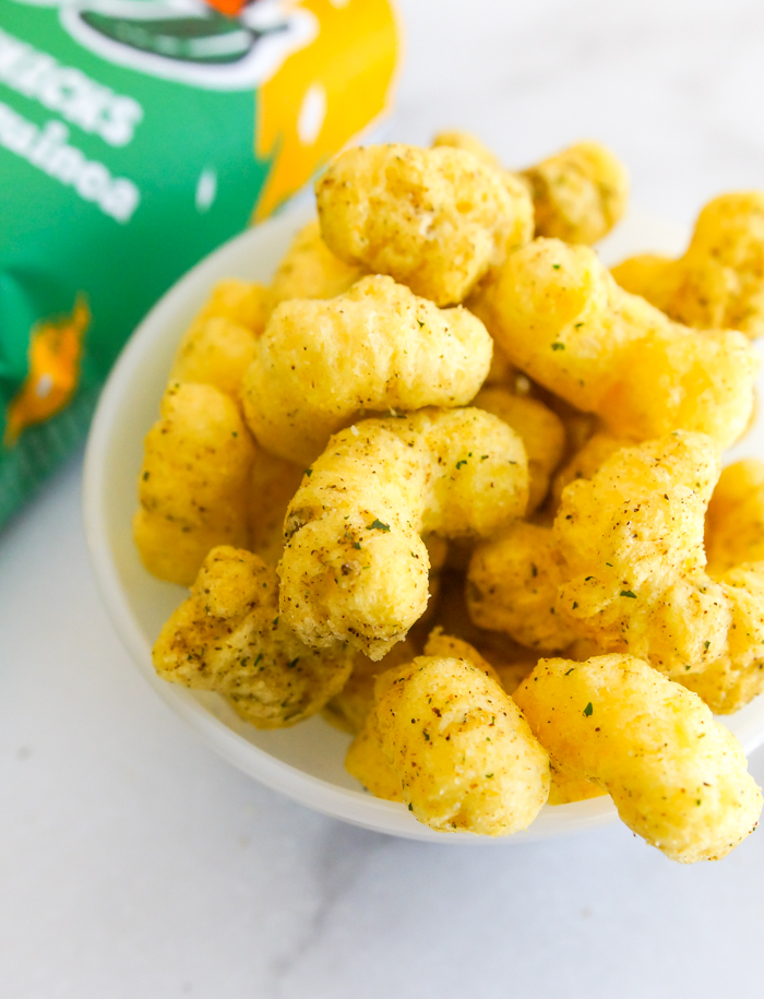 Trader Joe's Jalapeno-Flavored Corn and Rice Puffs review