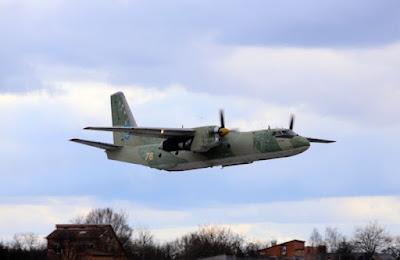 تشوهيف طائرة أنتونوف An-26