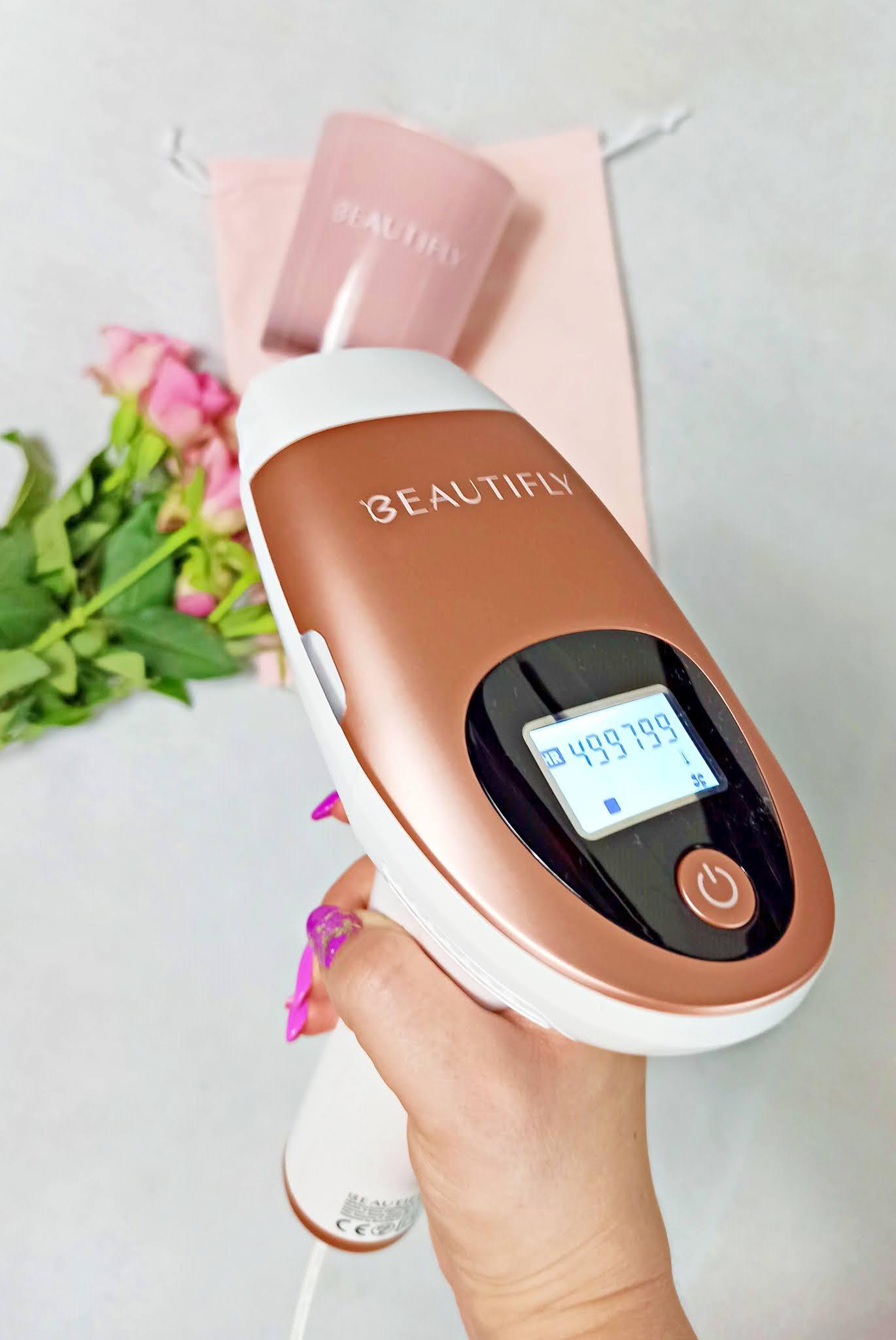 Laser wielofunkcyjny Beautifly B-Shine PRO IPL - opinia po 6 tygodniach stosowania