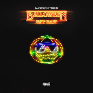 Riff Raff & DJ Afterthought - Balloween (2016) - Album Download, Itunes Cover, Official Cover, Album CD Cover Art, Tracklist