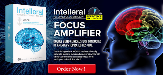 Intelleral - Ideal Memory Booster Supplement 2017
