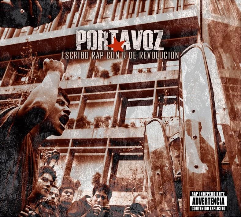rap y hip hop chileno , portavoz . escribo rap con r d revolución, hip hop protesta,