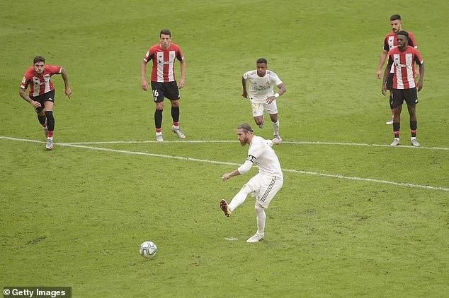 Sergio Ramos: Thủ lĩnh và biểu tượng của Real Madrid 3