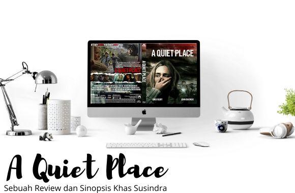 A Quiet Place, Teror Mencekam yang Alami: Sebuah Review dan Sinopsis Lengkap Khas Susindra