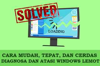 Cara Tepat dan Cerdas Mengatasi Windows Lemot