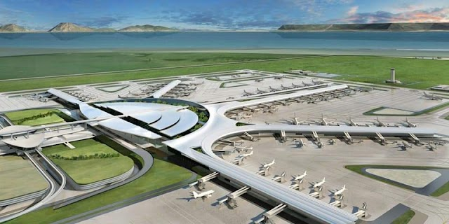 New Manila International Airport in Bulacan, Philippines
