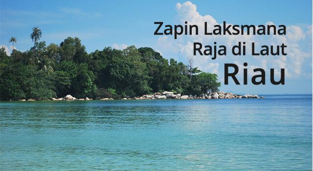 Lirik Lagu Zapin Laksmana Raja di Laut
