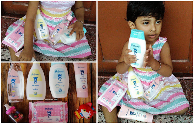 Pamper Your Baby with Softsens Baby Care Range | Softsens baby care products review